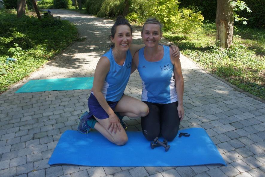 Séances renforcement musculaire